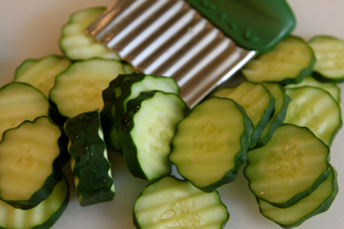 best freezer pickle recipe